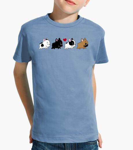 Ropa infantil Bulldogs caminando