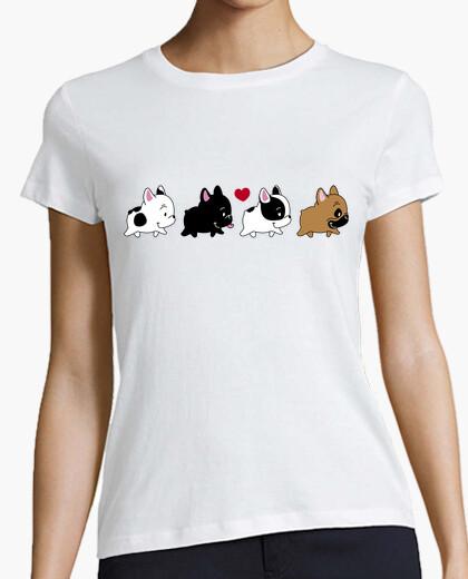 Camiseta Bulldogs caminando