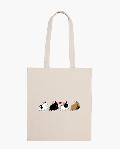 Bolsa Bulldogs caminando