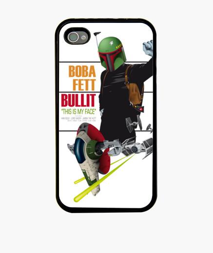 Coque iPhone bullitt fett i4s