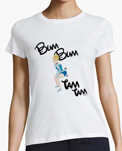 Camiseta Bum Bum Tam Tam