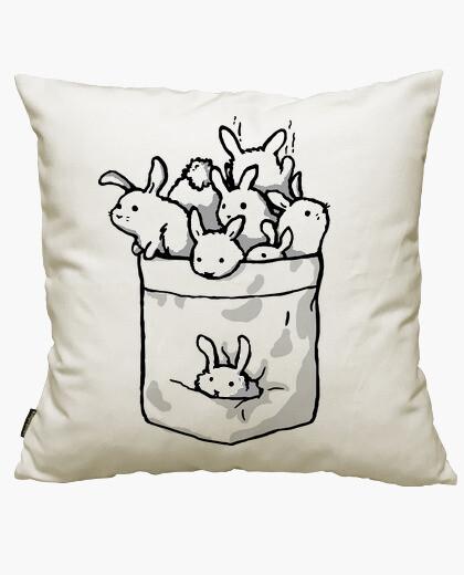 Housse de coussin bunnies!