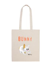 Bunny el conejito bolsa