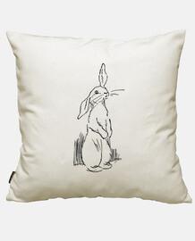 bunny listening