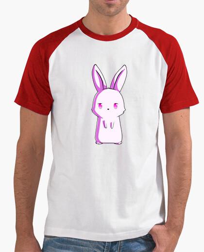 Camiseta Bunny Pink Kawaii
