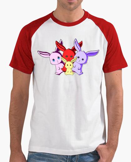 Camiseta Bunny Team