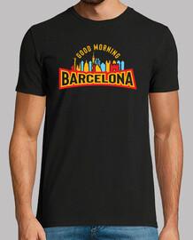 buon giorno a Barcellona