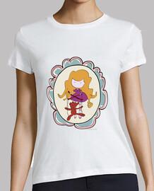 burattino t-shirt da donna