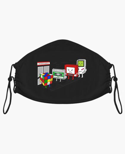 Masque bureau de l39emploi