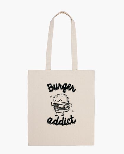 Bolsa Burger Addict