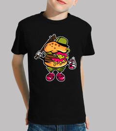 burger bâtard