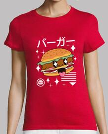 burger kawaii