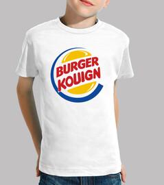 Burger Kouign