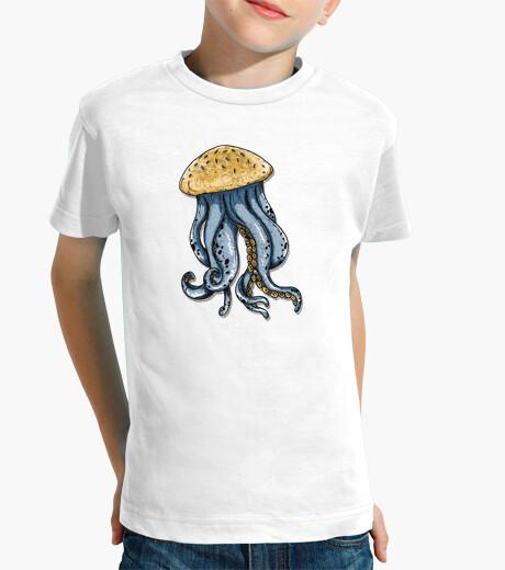 Vêtements enfant Burger Poulpe
