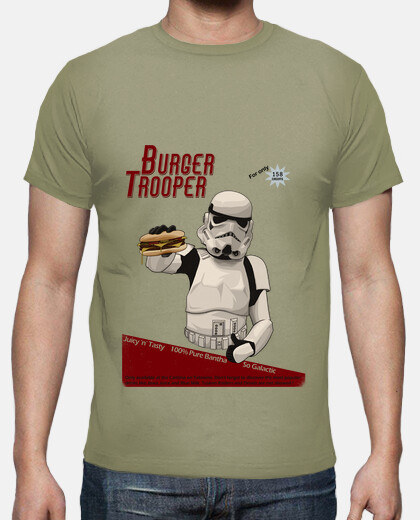 burger trooper