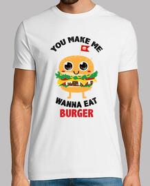 burger weiß