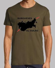 BURGUESES AL GULAG