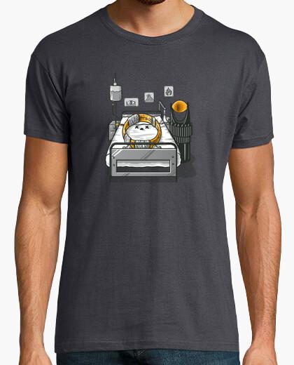 Burned unit t-shirt
