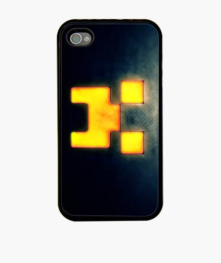 Funda iPhone Burning creeper