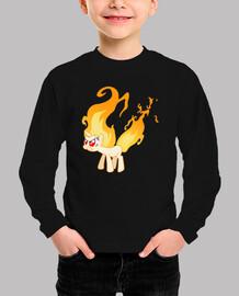 Burning Little Pony...