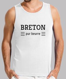 burro Breton puro / bretagna / Breizh