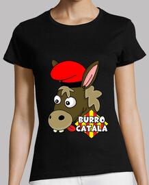 Burro català Mujer