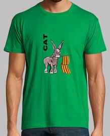 Burro catalan-Samarretes catalanes