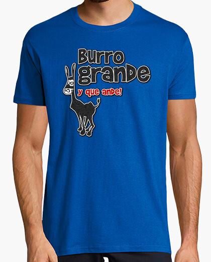 Camiseta burro grande SC