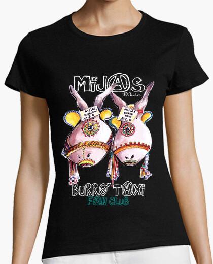 Camiseta Burro taxi fan club
