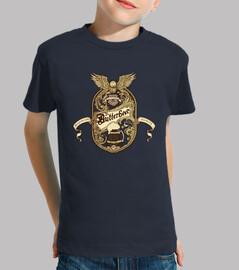 burrobirra t-shirt bambino