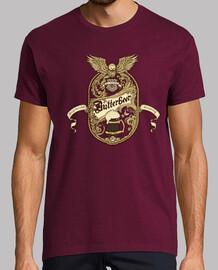 burrobirra t-shirt da uomo