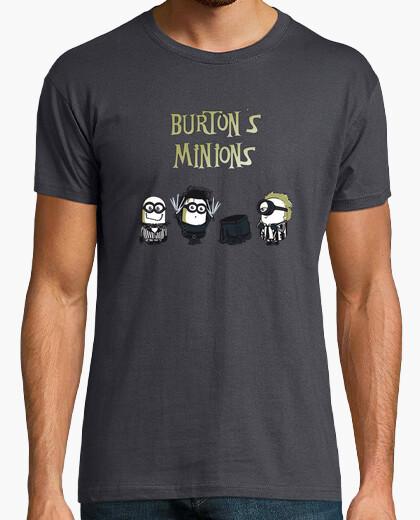 Burtons  t-shirt