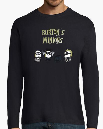 Camiseta Burton's s