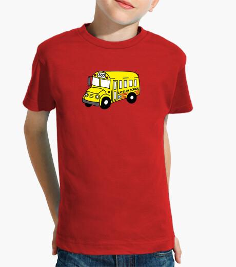 Ropa infantil Bus Catalan School