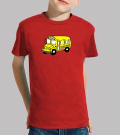 Bus Catalan School