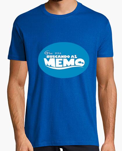 Camiseta Buscando a Memo