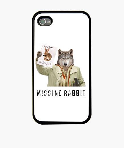 Funda iPhone Buscando al conejo