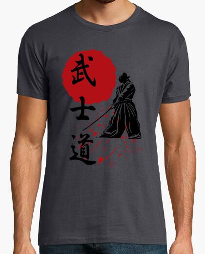 Tee-shirt bushido