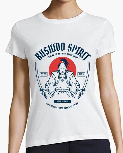 Camiseta Bushido Spirit
