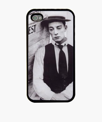 Funda iPhone Buster Keaton
