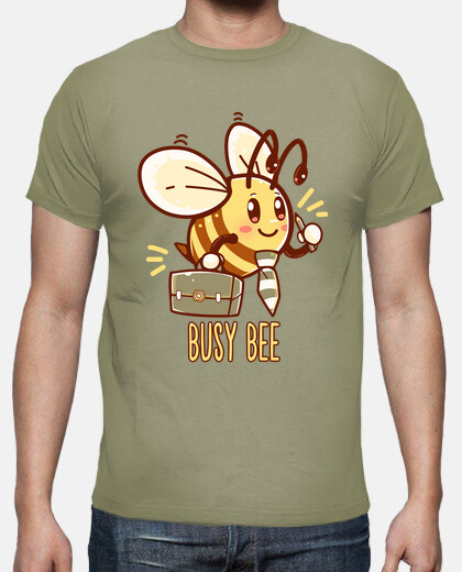 Busy Bee - Bee Busy - Mens shirt