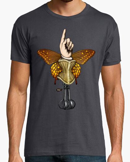 Camiseta Butterhand Portrait