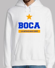 Buzo Boca Juniors La mitad mas uno