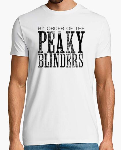 Tee-shirt By Order of the Peaky Blinders