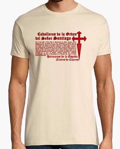 By santiago (landscape) t-shirt