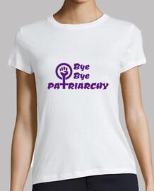 bye bye il patriarcato (viola)