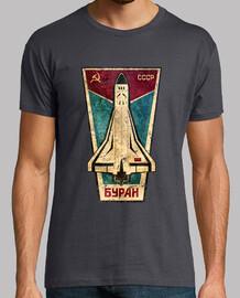 bypah space shuttle emblem cccp