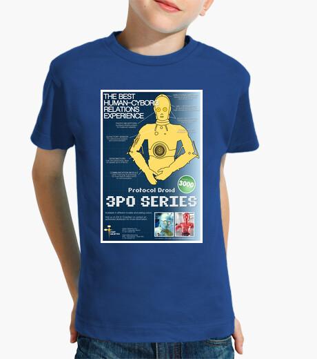 Ropa infantil C-3PO - niño