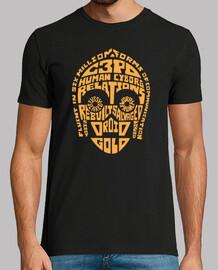 C-3PO Typographie