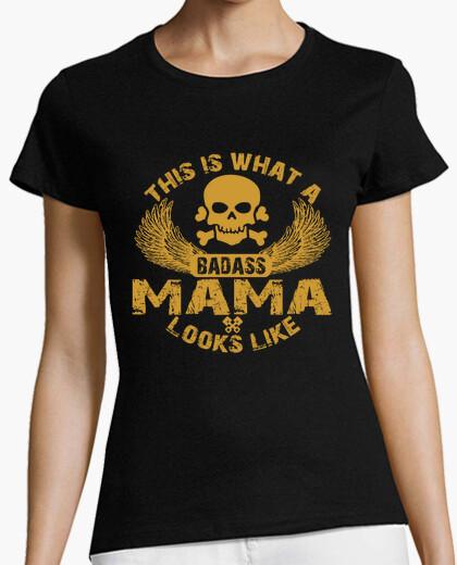 Tee-shirt c39est ce que ressemble une mec badass